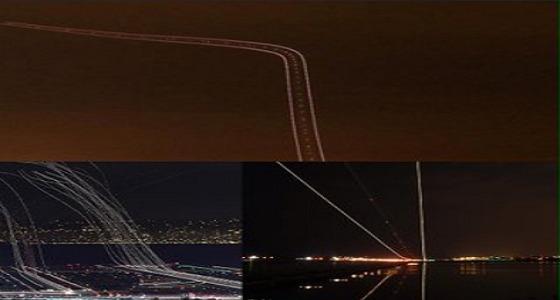 هل فعلًا أنشأت اليابان شارع في السماء بواسطة الليزر لهبوط الطائرات؟؟! .. شاهد